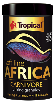 "Soft Line Africa Carnivore ""S"""