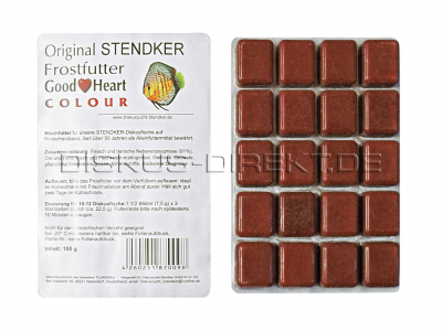 "NEU: Stendker Goodheart ""Colour"", 100g Blister"